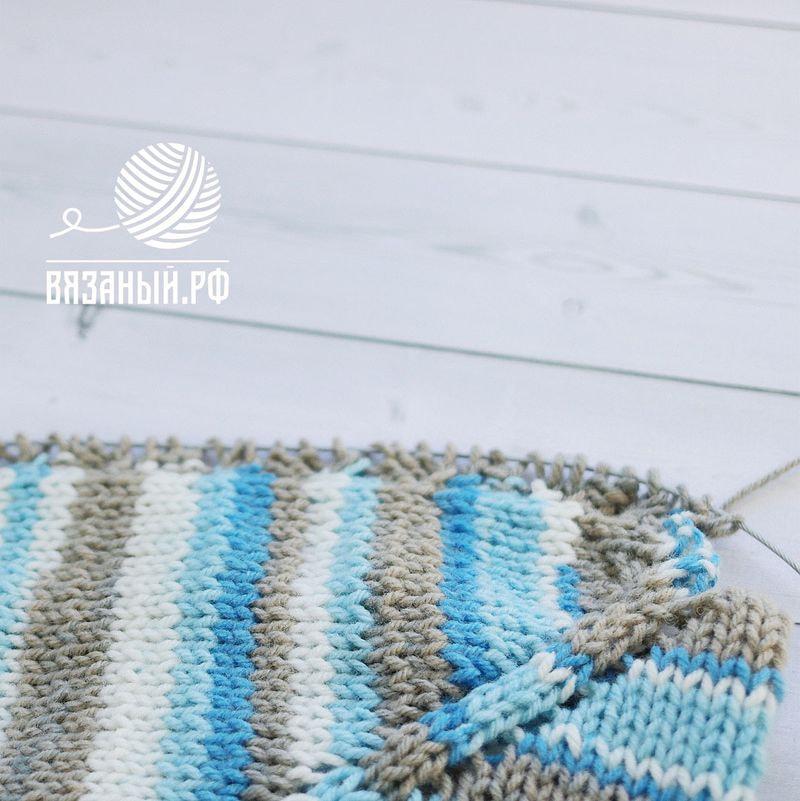 Вязанная кофта регланом спицами для начинающих